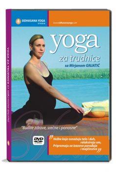 DVD Joga za trudnice